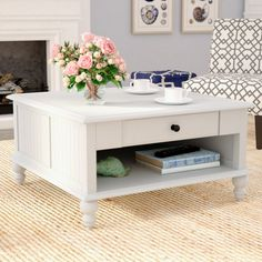 Witherspoon Square Coffee Table