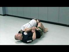 Matt Serra Brazilian Jiu-Jitsu Training Video Vol.1 part 3 of 5