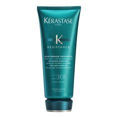 Kerastase Resistance Soin Premier Therapiste Pre Shampoo Treatment, 6.8 Ounce *** This is an Amazon Affiliate link. Visit the image link more details.