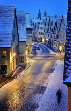 Rothenburg   Alemanha