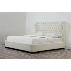 Finley Upholstered Platform Bed