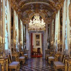 Galleria Nazionale di Palazzo Spinola - Galleria degli specchi - ©GalleriaNazPalazzoSpinola