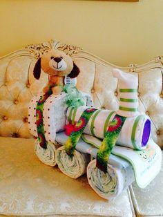 My Choo Choo Train for my adorable Nephew
