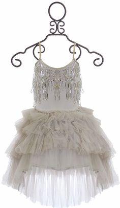 Tutu Du Monde Ice Queen Dress in Silver