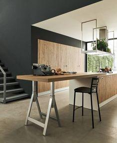 ice & sand industrial edition | jungle grey, jungle natural ... - Cucina Febal Light La Qualita Accessibile