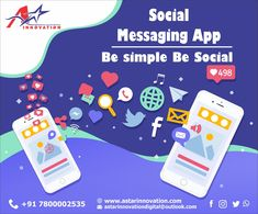 """""""Focus on how to be social, not on how to do social."""" Visit: www.astarinnovation.com Contact: +91-7800002535 #DigitalMarketer #DigitalMarketingAgency #AStarInnovation #BrandBuildingService #Lucknow #Socialmessage #Socialmessagingapps #Awareness #Socialmedia #Message Brand Building, Digital Marketing, Innovation, Social Media, Events, Messages, App, Business, Apps"""