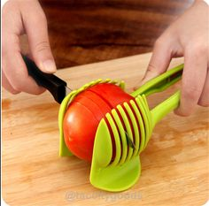 Perfect Vegetable Slicer - Kitchen Gadgets - Tac City Goods Co - 1