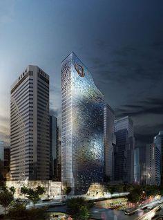 Hanwha Headquarters - The Skyscraper Center