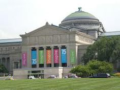 Museum of Science & Industry, Chicago IL. We were here a few years ago, I never tire of it.