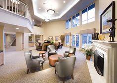 Memory Care Community Incorporates Life Skills Stations For Resident Nostalgia Design Senior