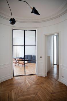 Excellent Wedding Hairstyles Ideas For Brides 2020 Luxury Interior, Interior Architecture, Floor Design, House Design, House Color Schemes, Parisian Apartment, Classic House, Minimalist Home, Interior Inspiration