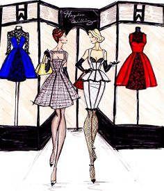 Hayden Williams Fashion Boutique by Fashion_Luva, via Flickr