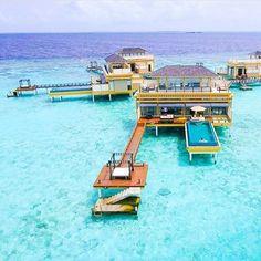 Angsana, Maldives ⠀ Photography by @travellersplanet