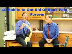 Famous Physical Therapists Bob Schrupp and Brad Heineck describe how to treat and stretch the Quadratus Lumborum a deep muscle in your back.