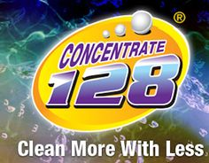 FREE Concentrate 128 Peroxide Multi-Surface Cleaner Sample