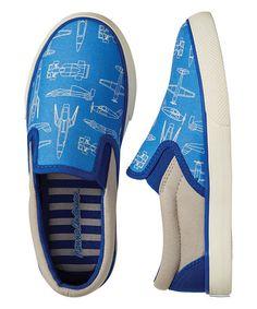 Look what I found on #zulily! Bluest Sky Oskar II Slip-On Sneaker #zulilyfinds