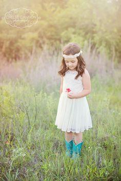 Child Photographer in Norman, OK - Chelsie Cannon Photography - little girl photo - OKC, OK