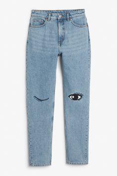 Jeans - Clothing - Monki ES