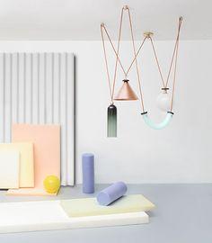 Designline Licht - Newcomer: Shape Up | designlines.de