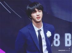 180613 #BTS #JIN / PROM PARTY ~[ ❤ ] BABY