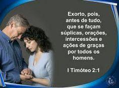Pão Diário: 1 Timóteo 2