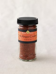 Whole Spice - Chili Aleppo - fat burner, can be set on the table and sprinkled on any food - even popcorn
