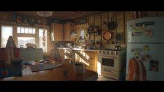 ArtStation - Everything and the Kitchen Sink - Pixar RenderMan Challenge Winner, Fabio Sciedlarczyk Environment Concept Art, Environment Design, Messy Kitchen, Kitchen Sink, Interior Concept, Environmental Art, Art Challenge, Decoration, Animation