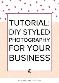Tutorial: DIY Styled Photography for Your Business - Heather Crabtree Photography For Beginners, Photography Tips, Fashion Photography, Product Photography, Travel Photography, Instagram Tips And Tricks, Welding Jobs, Welding Crafts, Take Better Photos