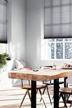 Cellular honeycomb blinds and shades are an incredibly practical window coverings with exceptional insulation properties. Book an appointment today!