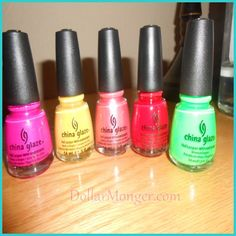 China Glaze Polish for Salon Quality Nails at Home: Great deal on polishes at Beauty Stop Online