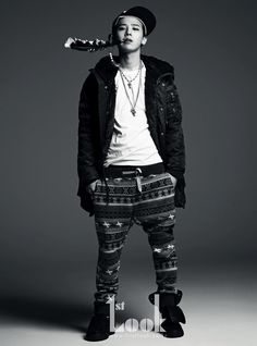 G Dragon = Fashion killa
