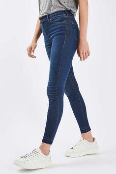 PETITE MOTO Let Hem Leigh Jeans