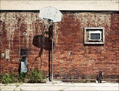 Nation of Hoop Basketball Floor, Brick Wall, Park, Street, Prints, Google Search, Aliens, Hoop, Photoshoot
