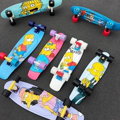 Q: do you think skateboarding is attractive? Penny Skateboard, Painted Skateboard, Skateboard Deck Art, Skateboard Design, Skateboard Girl, Surfboard Art, Custom Skateboards, Cool Skateboards, Skate Bord