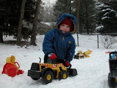 Activity ideas for wintry days