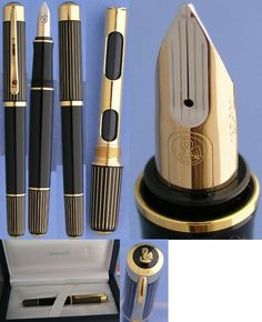 Pelikan ductus Gold fountain pen   #sundays