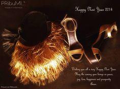 Happy New Year 2014 Proud as PRibuMI...®