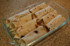 Low Calorie Meals: Turkey, Bean and Cheese Burritos