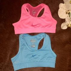 ✨ GIRLS NIKE SPORT TOPS ✨ EXCELLENT CONDITION ⭐️ YOUNG GIRL  NIKE SPORT TOPS DRI FIT SIZE XS & S Nike Tops