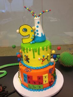 mad scientist cakes - Google Search