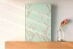 Monographic Notebook in Cherry Blossom - Made in Korea