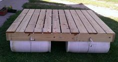 If you live on a lake or near a body of water then this DIY Floating Dock can be very useful. It involves 4 empty barrels, wood and some rope to build it. It should cost you under $200 dollars and take about 3 hours to construct yourself. See below for a detailed description of … … Continue reading →
