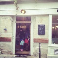 Café Pinson à Paris, Île-de-France