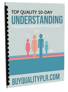 Top Quality 10-Day Understanding Childhood Friendships PLR eCourse - http://www.buyqualityplr.com/plr-store/top-quality-10-day-understanding-childhood-friendships-plr-ecourse/.  #ChildhoodFriendships #Friendships #FriendshipProblems #FriendshipTips #FriendshipIssues Top Quality 10-Day Understanding Childhood Friendships PLR eCourse 10-Day Ecourse on Top Quality Childhood Friendships PLR Newsletter Emails ready to be used for list building, autoresponder emails and....