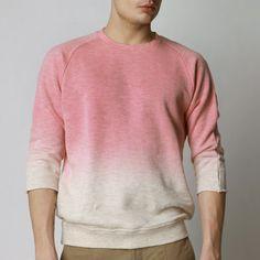 Stance Icon Crew Socks in rosa pastello