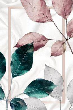 Rectangle pink gold frame on metallic leaf pattern Gold Wallpaper Background, Rose Gold Wallpaper, Leaf Background, Flower Wallpaper, Pattern Background, Pattern Wallpaper, Textured Background, Wallpaper Backgrounds, Backdrop Background