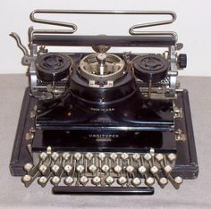 Antique Varityper  typewritter