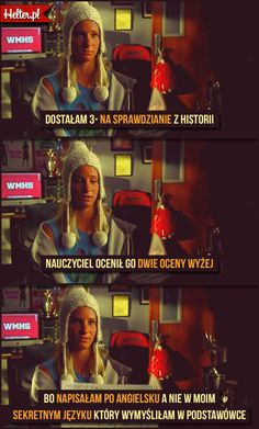 #glee #gleeclub #gleepolska #cytaty #film #kino #cytatyfilmowe #popolsku #helter #polskie