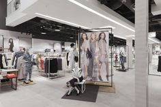 Lindex has opened its first store in the UK, with a new concept by Checkland Kindleysides.