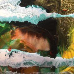 Developing 'Dungeoness' AGAIN. #Dungeness  #bothendsofmadness  paintings. #Folkestone  #creativequarter  #painting #art #workinprogress #kent #memory  #plasticpropaganda  #landscapepainting #fineart #photography #whitewall_lab #instaart #instapic #contemporaryart